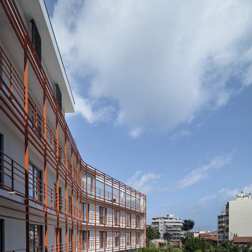 Maison de retraite orpea jean paul gomis architecture for Architecture maison de retraite